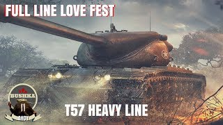 T57 HEAVY LINE LIVE STREAM WORLD OF TANKS BLITZ