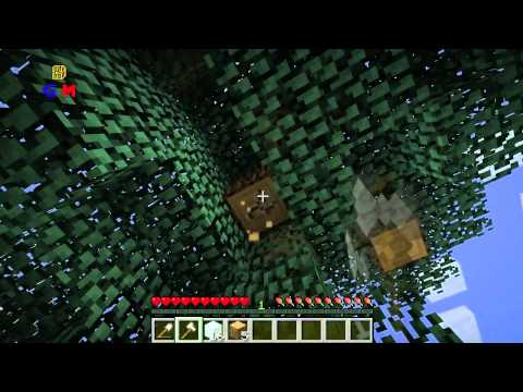 Minecraft Mapa Aventura - SkyBlock 2.1 - [Parte 6] Agua Infinita y Mini Cultivos