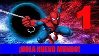 (FanFic Crossover) Spiderman y Frozen Capitulo 1