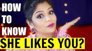 Download Hindi Vlog How To Know She Likes You | SuperPrincessjo 3Gp Mp4
