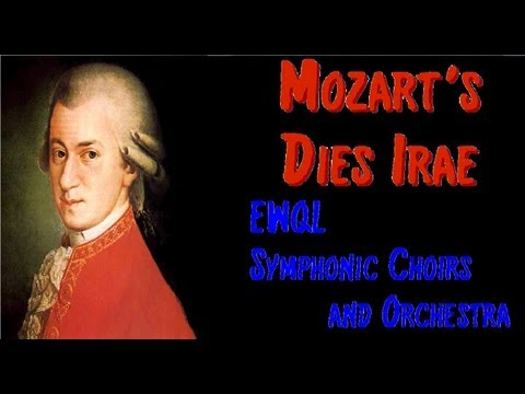 Mozart's Dies Irae with EWQL Symphonic Choirs and Symphonic Orchestra