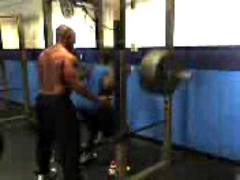 Juggernaut Training Systems Dwain Chambers Jump Squats