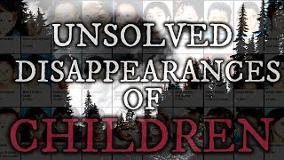 Strange & Unsolved Disappearances Of Children From State Parks