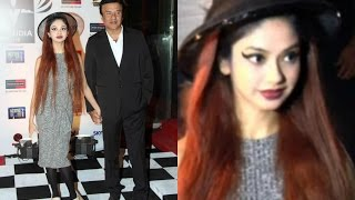Download Anu Malik Daughter Ada Malik In Stylish Attire 3Gp Mp4
