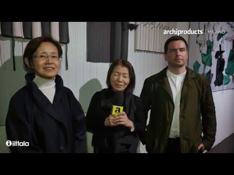 Fuorisalone 2016 | IITTALA - Sawako Ogitani Miyake, Harri Koskinen, Sachiko Yamamoto
