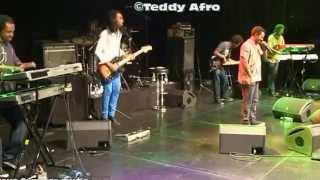 tikur sew teddy afro  geneva summer music festival 2015