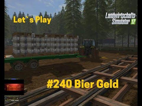 LS17 Winterberg Tiere und mehr Let`s Play #240 Bier Geld