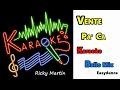 VENTE PA'CA - Ricky Martin ft Maluma
