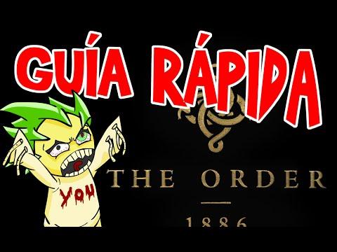 THE ORDER 1886 | Guía Rápida Animada!