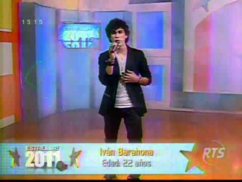 Ivan Barahona - hoy tengo ganas de ti