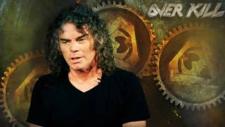OVERKILL - Relationship With Music (The Grinding Wheel Interview #1)