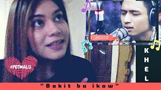 Michael 'Khel' Pangilinan sings (Bakit Ba Ikaw) LIVE on Wish 107.5 Reaction