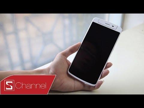 Schannel - Mở hộp OPPO N1 chính hãng - CellphoneS