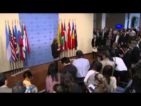 UN unanimously adopts Syria aid resolution
