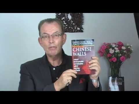 """""""Chinese Walls"""" A Story of Love & Corruption in London & Hong Kong"""