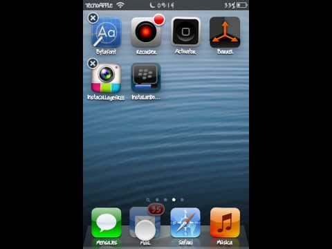 Instalar Bbm En Iphone 3gs Ipod Touch Ipad Sin 3g Legal Sin Jailbreak 2013 video