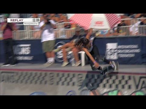 Huntington Beach | 2017 Women's Pro Tour | 2017 Vans Park Series