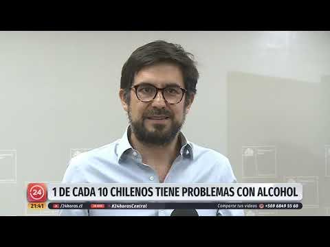 1 de cada 10 personas consume alcohol de forma riesgosa