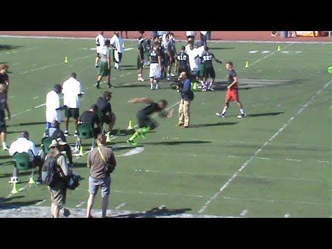 Oakland NFTC: Logan Johns LB