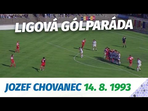 Ligová gólparáda - Jozef Chovanec