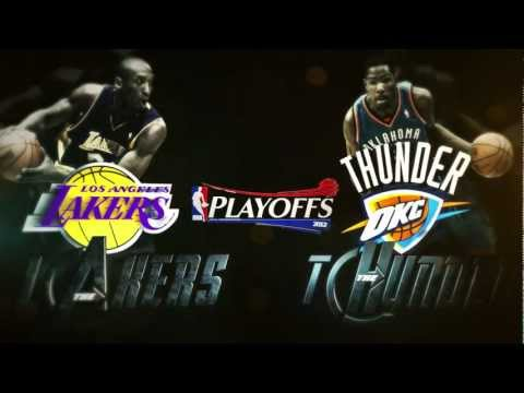 NBA Playoffs 2012 Round 2 - Los Angeles Lakers vs Oklahoma City Thunder Preview