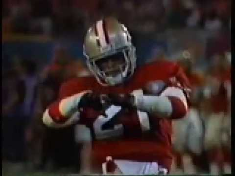 I don't own any part of the 49ers organization. This video is just for fun and will not be distributed for commercial use. A collection of great 49er highlig...