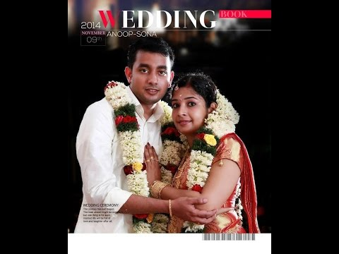 ANOOP WEDS SONA KERALA WEDDING