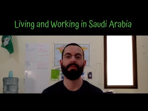 ExpatsEverywhere Interview with Michael Paul (USA) to talk about Saudi Arabia