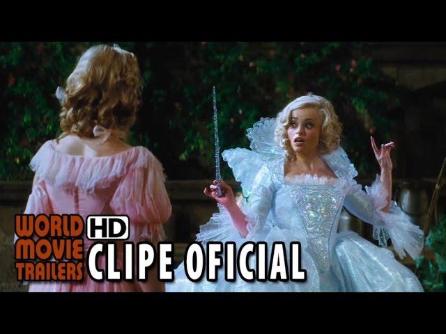 Cinderela Clipe #2 Oficial Legendado (2015)