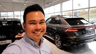 2019 Audi Q8 S Line: Interior & Exterior Tour!
