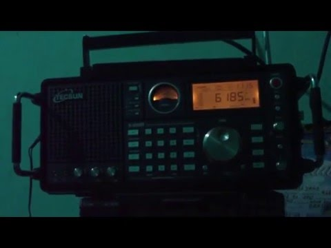 6185 kHz XEPPM Radio Educacion , Ciudad de Mexico - DF ,  Mexico