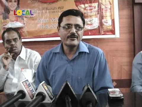 Neesa Basmati Rice - Launched in Visakhapatnam