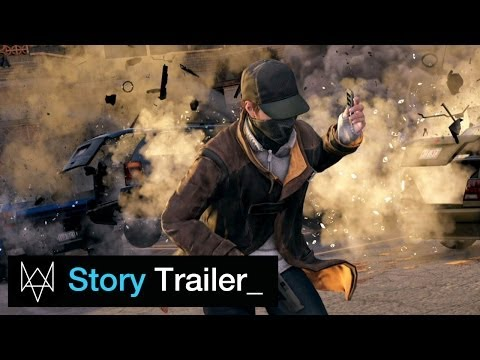 Watch_Dogs 'Story' Trailer