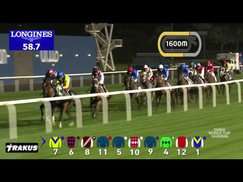 Vidéo de la course PMU THE RANGE ROVER TROPHY