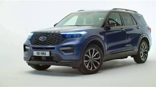New Ford Explorer Hybrid 2020 Specs & Features