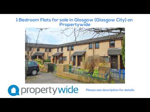 1 Bedroom Flats for sale in Glasgow (Glasgow City) on Propertywide