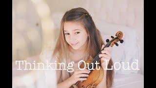 Thinking Out Loud Ed Sheeran Violin Karolina Protsenko