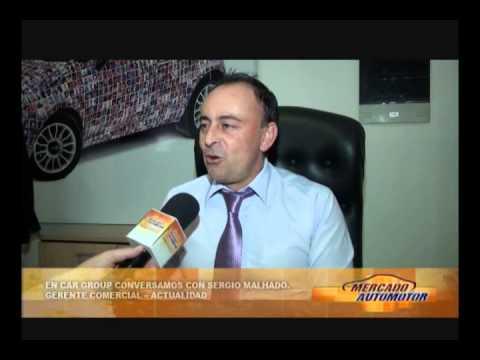 Cobertura garage tv ACTO FIAT Car Group