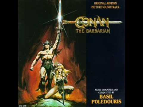 Basil Poledouris - The Anvil Of Crom
