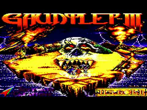 Tim & Geoff Follin - Gauntlet III [C64]