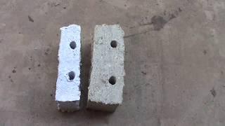 Download Lagu **Bio Briquettes**...How to make a thicker... denser brick!! Gratis STAFABAND