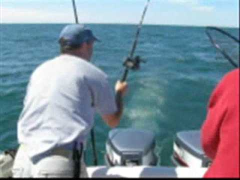 lake erie fishing