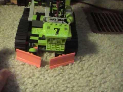 Lego Power Miners Boulder Blaster
