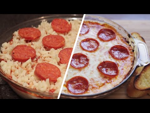 Pizza Dip Review- Buzzfeed Test #5
