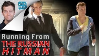 Running From The Russian Hitman