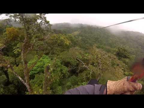 Canopy Tour - Costa Rica