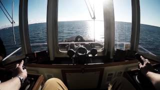 Cat® Marine Work on the Water: Tug and Fishing