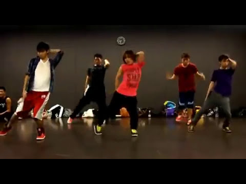 Rihanna - Where Have You Been coreografía coro *-*