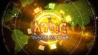 Ankuar : አንኳር - Ethiopian Daily News Digest | May 30, 2016