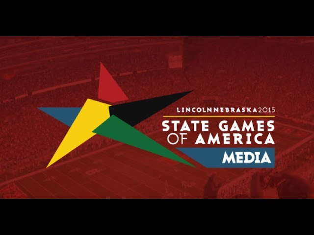 Live at the State Games of America 2015: Opening Ceremony - Friday